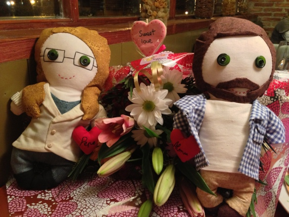 Pepe y Almu San Valentín